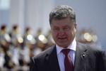 Poroshenko cáo buộc mật vụ Nga gây nhiễu loạn tại Ukraine
