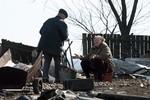 Kharkiv vội vã xây dựng hệ thống công sự trên biên giới với Donbass
