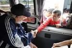 Học sinh Venezuela nức nở khi được gặp Fidel Castro