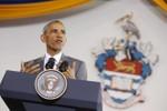 Tổng thống Obama: Trung Quốc bắt nạt các nước nhỏ ở Biển Đông