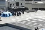 Cảnh sát Nhật Bản bắt giữ kẻ thả chất phóng xạ trên nóc nhà Thủ tướng Abe