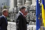 Poroshenko thất vọng sau cuộc hội đàm với EU