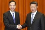 Tập Cận Bình tiếp Chủ tịch Quốc dân đảng Đài Loan