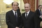 Triều  Tiên công bố người đại diện cho Kim Jong-un đến Moscow dự lễ 9/5