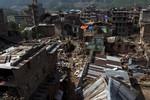 Động đất mạnh 7,4 độ richter tấn công Nepal, gần núi Everest