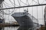 """""""Pháp gửi dự thảo chấm dứt hợp đồng bán tàu Mistral cho Nga"""""""
