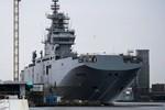 Diplomat: Trung Quốc sẽ khó mua được tàu Mistral của Pháp