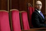 Yatsenyuk thất sủng, lộ diện người có khả năng thay thế chức Thủ tướng