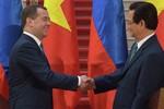 Thủ tướng Nga ký hiệp định khu mậu dịch tự do giữa EAEC và Việt Nam