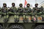 Xung đột bùng nổ ở Donetsk, hai phe nã pháo hạng nặng vào nhau