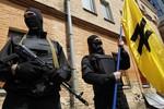 Right Sector kêu gọi phá vỡ thỏa thuận Minsk, tấn công quân ly khai