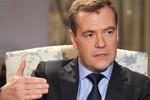 Medvedev: Nga không chịu trách nhiệm về xung đột Ukraine