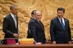 Bình luận: Tam giác Mỹ-Trung-Nga sẽ định hình lại trật tự thế giới?