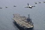 Mỹ-Hàn thúc đẩy tập trận chung bất chấp đe dọa hạt nhân từ Triều Tiên