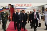 Trung Quốc: Putin là khách quý nhất tại lễ duyệt binh ngày 3/9