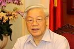 Tổng Bí thư: Việt Nam mong Nhật Bản đóng vai trò chủ động hơn nữa ở châu Á