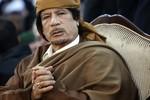 Báo Nga: Gaddafi đã tiên đoán về khủng hoảng di cư, nhưng không ai nghe