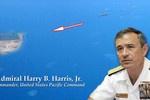 Đô đốc Harris: Mỹ sẽ thắng nếu nổ ra chiến tranh với Trung Quốc ở Biển Đông
