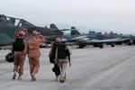 Nga: IS hoảng loạn, tháo chạy khỏi Syria đến châu Âu