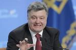 Poroshenko kêu gọi phương Tây giúp đỡ lấy lại Crimea