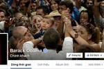 Tổng thống Obama mở Facebook để nghe ý kiến của dân