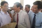 Chủ tịch nước đánh trống khai trường tại tỉnh Long An