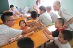Vui Tết Đoàn viên cùng học sinh khuyết tật