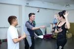 Hậu trường trước Liveshow của ca sĩ chuyển giới Lâm Chi Khanh