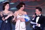 Thanh Hằng 3 lần liên tiếp được đề cử giải Mỹ nhân của năm