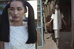 Hình ảnh lạ hoắc của Hoa hậu Trương Tri Trúc Diễm