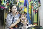 Ngọc Hân ra mắt BST áo dài trong Festival Huế sau vụ bị tố cư xử kém