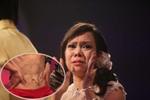 Việt Hương rớt nước mắt tặng 10 triệu với màn nuốt kim lấy ở bụng