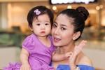Mang thai lần thứ 3, Ốc Thanh Vân tự tin khoe dáng