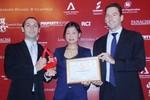 Vingroup giành hai giải thưởng quốc tế về BĐS