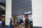 Hàng hiệu của Gucci-Milano Hà Nội bị niêm phong, kiểm tra nguồn gốc