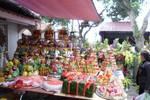 40 triệu đồng cho mâm lễ khai ấn đền Trần
