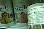 Sữa dê Mỹ, Hà Lan sản xuất tại... TP.HCM