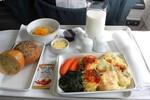 Phát hiện thú vị về suất ăn của các hãng bay Việt Nam