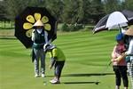 Sky Lake đẳng cấp quốc tế nhưng nhân viên không biết gì về golf?