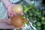 Nhận diện nhanh trái cây bị ép chín siêu tốc nhờ hóa chất