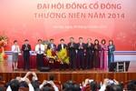 Đại hội đồng Cổ đông VietinBank năm 2014