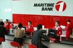 Maritimebank: Nợ xấu nghìn tỷ tăng vọt mỗi năm