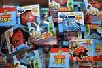 Hít khí độc từ đồ chơi Trung Quốc, 50 HS ở Bình Thuận cấp cứu