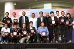 Đội tuyển U16 PVF tham gia ASIA CHAMPIONS TROPHY U16 2014