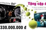 """Pico tặng đến 50 triệu đồng cho khách mua Tivi LG """"khủng"""""""