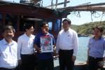 Trưởng Ban Kinh tế TW dặn ngư dân Hoàng Sa tuân thủ quy định quốc tế