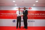 Techcombank nhận 10 giải thưởng quốc tế uy tín