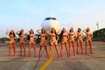 """Người mẫu mặc bikini quảng cáo """"gây bão"""": Vietjet Air vô can?"""