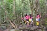 Thí sinh Hoa hậu Việt Nam khám phá Phú Quốc hoang dã