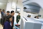 Vinmec khai trương Trung tâm dịch vụ xạ trị hiện đại hàng đầu Việt Nam